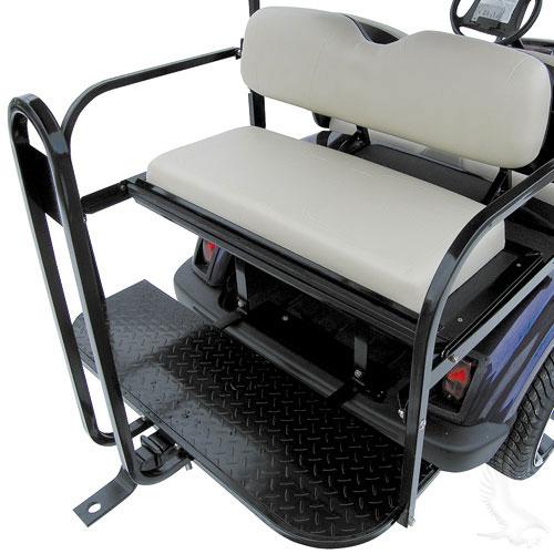 Yamaha Drive Deluxe Flip Flop Seat Kit Stone