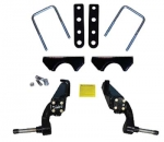"Jake's 3"" Spindle Lift Kit - Club Car DS (1981-2004.5 Electric w/ STEEL dust covers)"