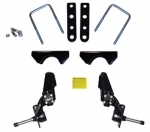 "Jake's 3"" Spindle Lift Kit - Club Car DS (1981+ Gas w/ 4-Wheel Mechanical Brakes)"