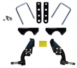 "Jake's 6"" Spindle Lift Kit - Club Car Precedent (2004+ Gas & Electric)"
