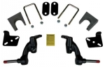 "Jake's 3"" Spindle Lift Kit - EZGO RXV Electric (2008+)"